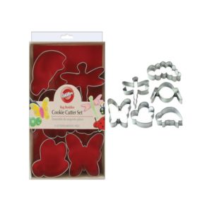 Wilton Bug Buddies Cookie Cutter Set 6pc